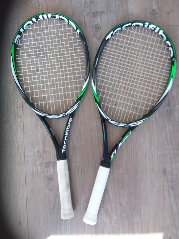 Raquette tecnifibre t flash 285