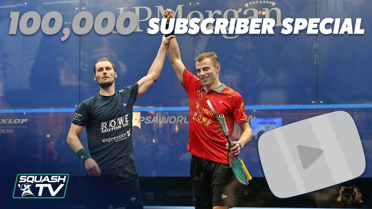 Squash tv youtube