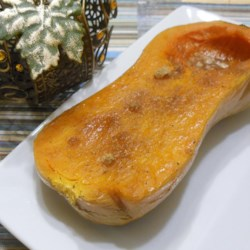 How long to bake butternut squash