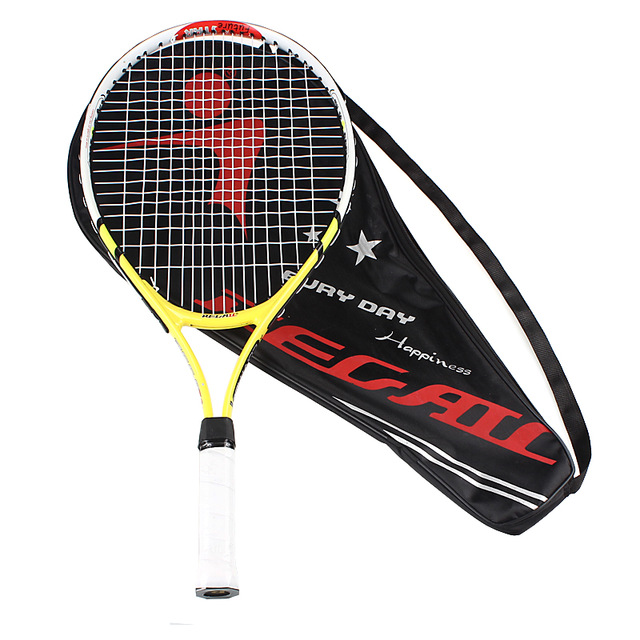 Sac raquette tennis junior