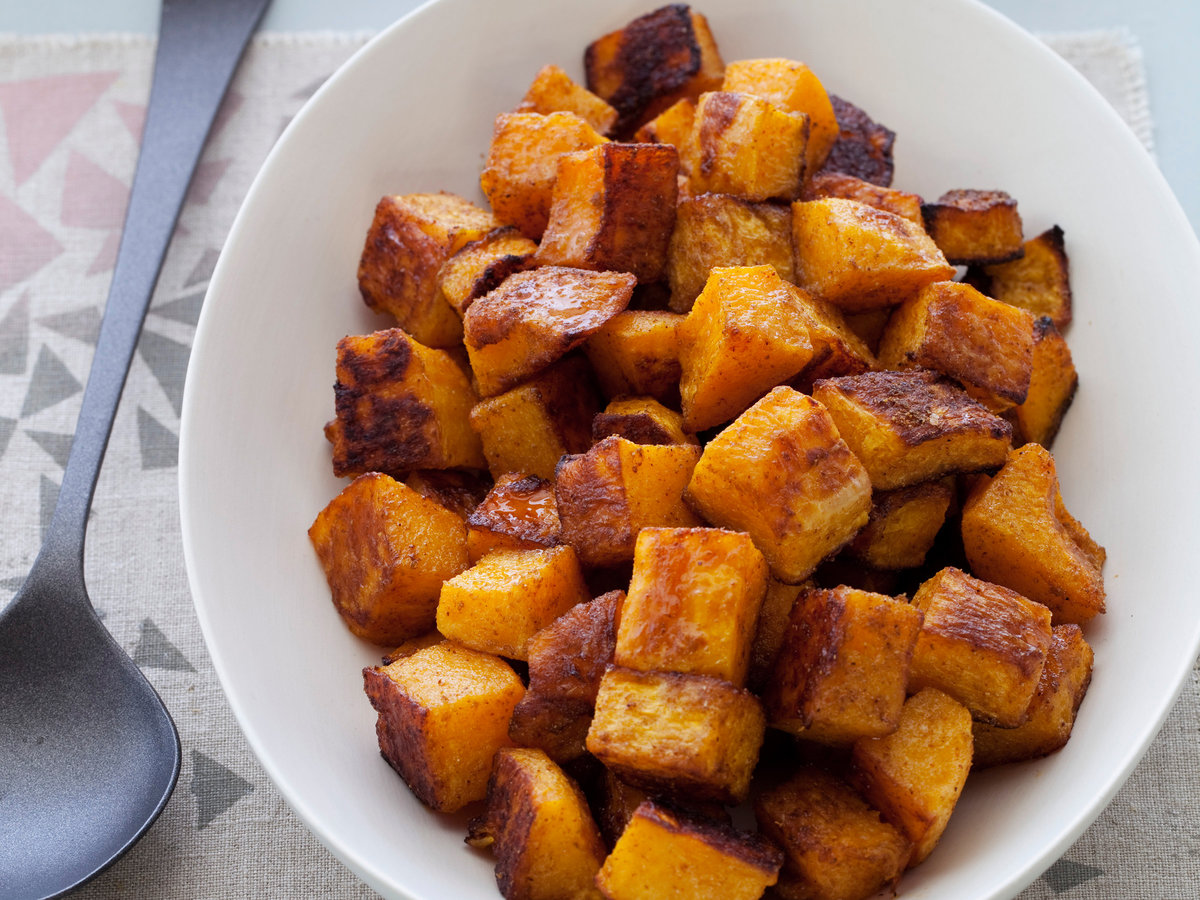 What to make with butternut squash