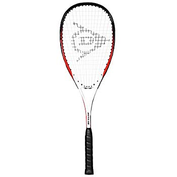 Dunlop blaze power squash racket