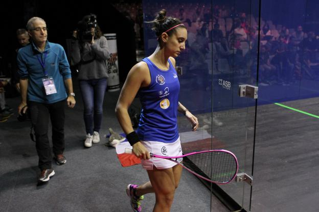 Video squash championnat du monde