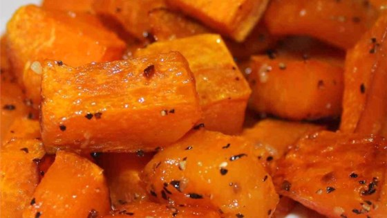 How to cook a butternut squash in the oven