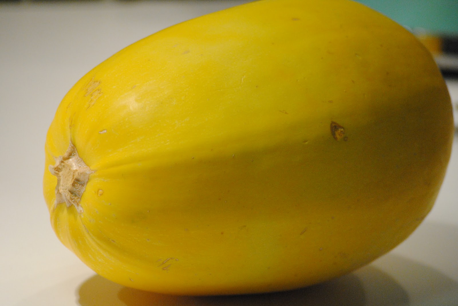 Spaghetti squash in french