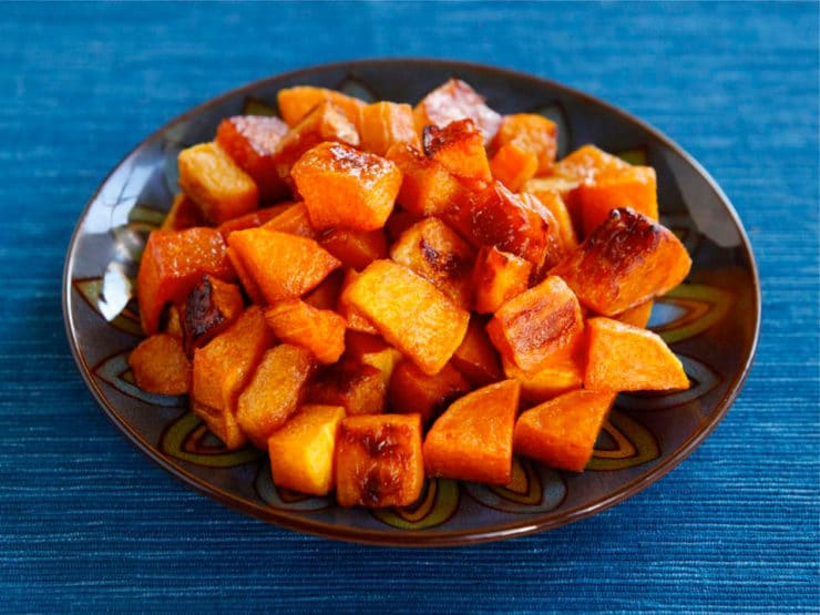 Healthy roasted butternut squash recipes