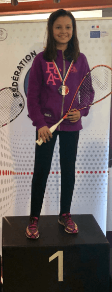 French junior open squash