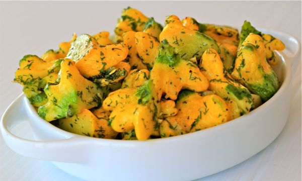 Patty pan squash recipes