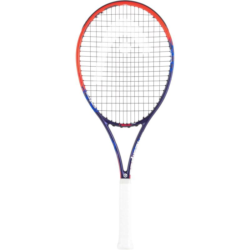 Raquette de tennis radical lite orange et noire head