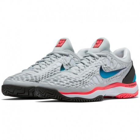 32f146f41240 Chaussure tennis nike air zoom cage 3
