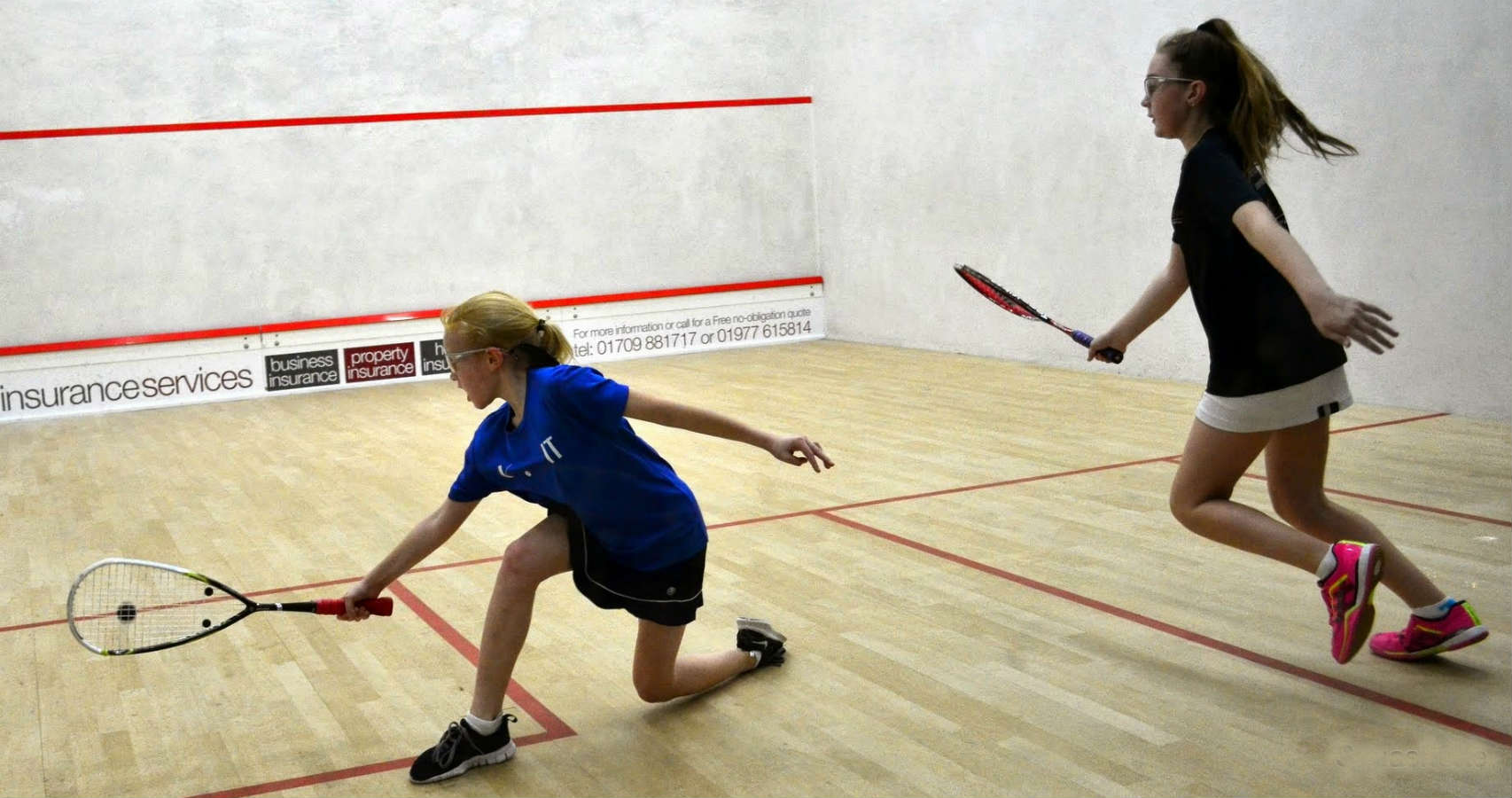 Events five squash