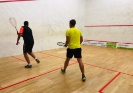 Club squash grenoble
