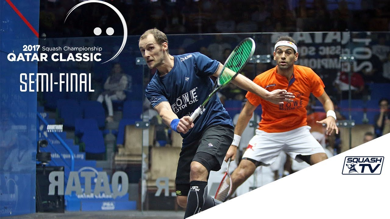 Video squash gaultier