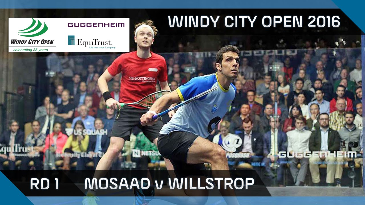 Finale squash gaultier mosaad