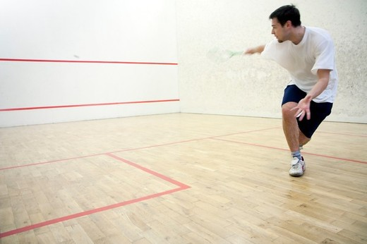 Comptage des points squash