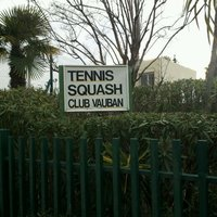 Tennis squash club vauban